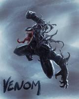 Venom by avnkoan