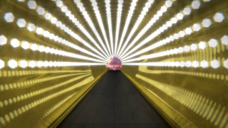 Tunnel to Disco by BenWurth