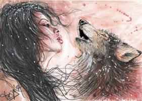 Caminando entre lobos by Heteferes