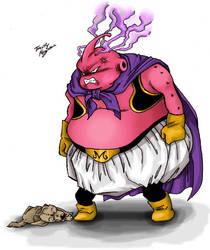 Fat Buu by TimothyJamesF