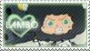 Lambo Stamp 01 by aliac