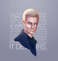 Spike - Buffy the Vampire Slayer by 6worldangel9