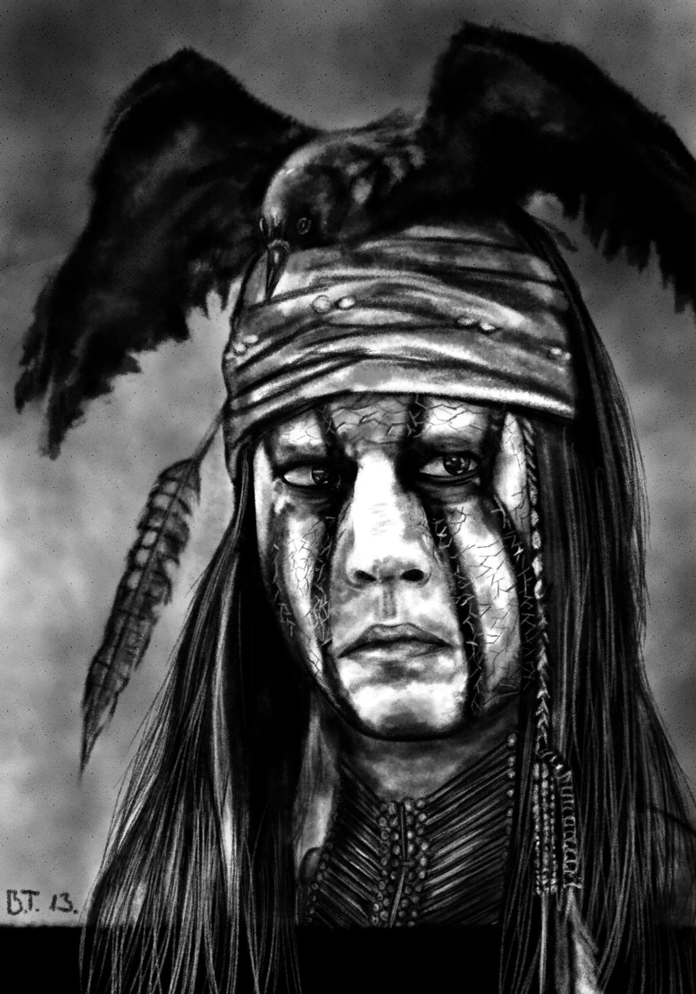 Lone ranger by alicegallery