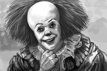 Pennywise (It) by alicegallery