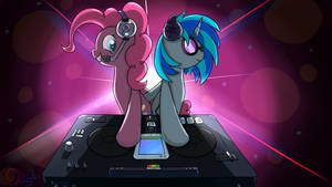 Party With Pinkie by TwilightSquare