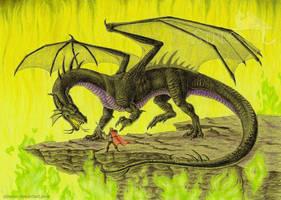 Maleficent vs. Prince Phillip by Strecno