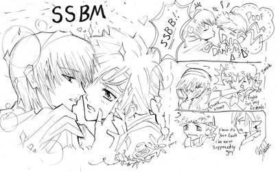 SSBB: LinkxMarth? by Atomic-Clover