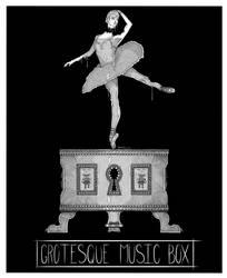 #26. Grotesque Music Box by AveryLanaArt