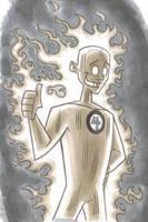 human torch by Madatom