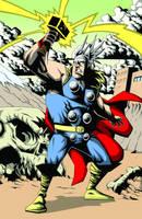 Classic Thor by Madatom