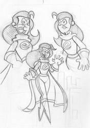 Crusader sketch 10 by Madatom