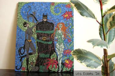 Batman by LesEclatsDeClaire