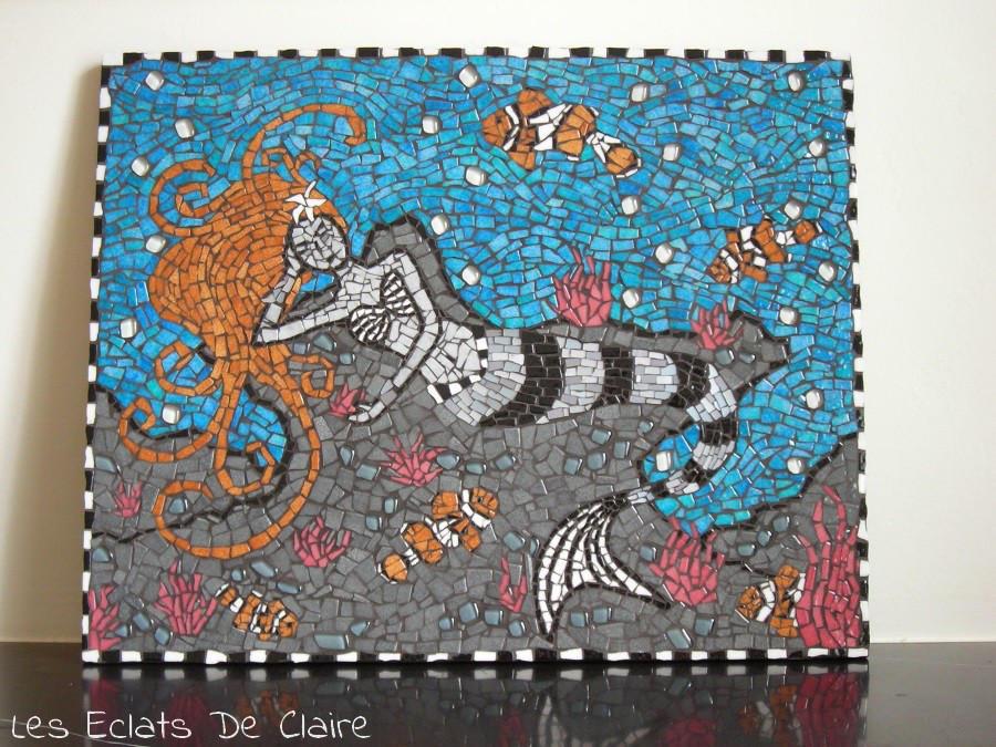 Mermaid by les eclats de claire by LesEclatsDeClaire