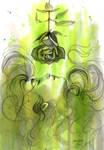 Poison (Inktober DAY 1) by jane-beata