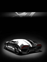 X1 car by Uberlegen31