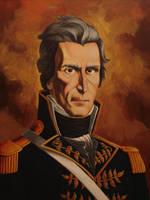 Andrew Jackson by Uberlegen31