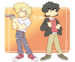 Banana Fish by Peanut-Kid