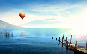 The Balloonist by MyNameIsAuria
