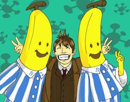 BBF - Best Banana Friends by Schokopocky
