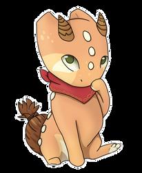 A cute Onion by dragonwhisper23