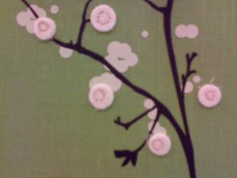 The first spring... by gymnastar1326kairi