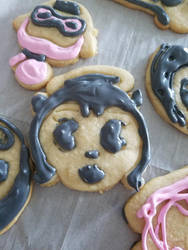 Alice Angel cookie by Ghostly-Host