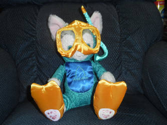 Gelatoni's Scuba outfit by Ghostly-Host