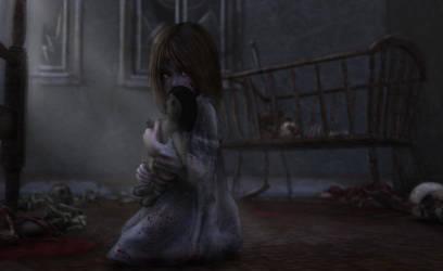 The orphan by MinayasStudio
