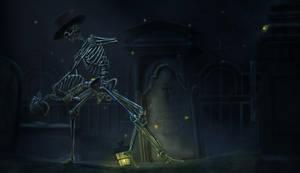 Tango of death by MinayasStudio