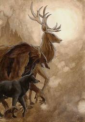 The Marauders by JackPot-84