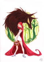 Lil red riding hood - fig. 1 by JackPot-84