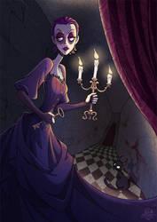 Zaza Von Gloom by JackPot-84