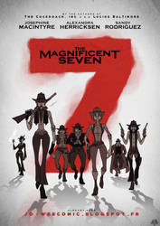 The Magnificent Seven - Jo AU by JackPot-84