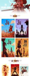 ::JO:: Online order / Vente par correspondance ! by JackPot-84