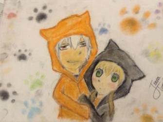 SoMa kitty love by notsuchanepicperson