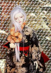 Exotic beauty by Kitsune79