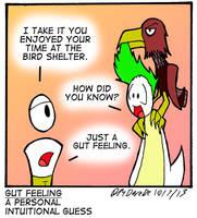 RANDOM: Bird Watching by Derede