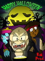 RM Halloween 3 by Derede