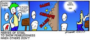 RANDOM: Fearlessness by Derede