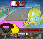 RM Jingle Jangle Countdown: Simpsons Hit and Run by Derede