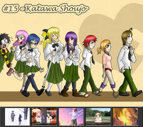 RM Jingle Jangle Countdown: Katawa Shoujo by Derede