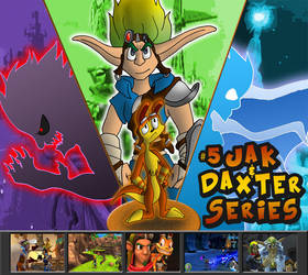 RM Jingle Jangle Countdown: Jak and Daxter Series by Derede