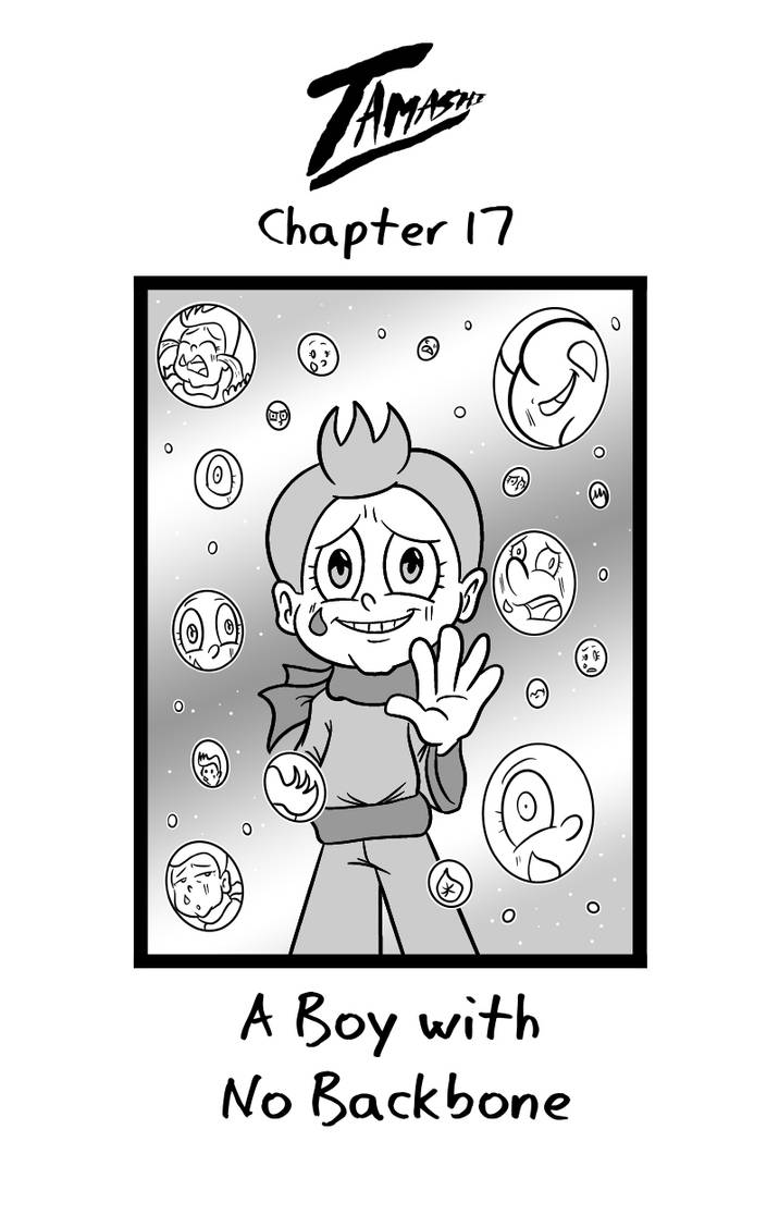 Tamashi Chapter 17 (Links in Description) by Derede