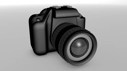 DSLR Camera by BeckHop