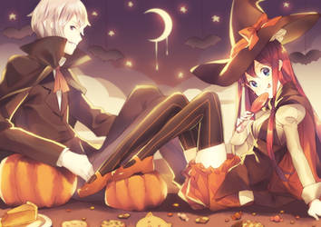 Halloween by raemz-desu