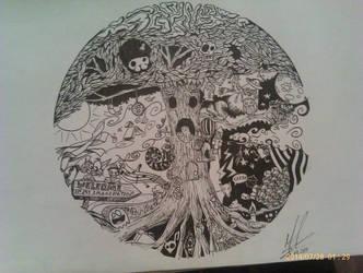 Pen Draw by Stasiek77