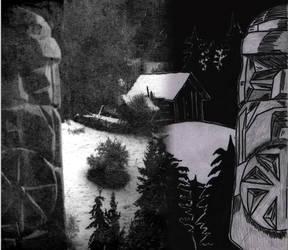 Slavic Gods by SigilRust