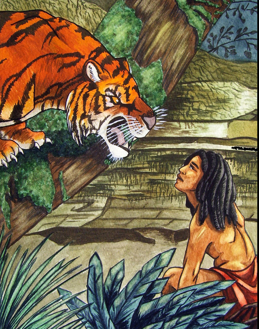 The Jungle Book by bowiegirl