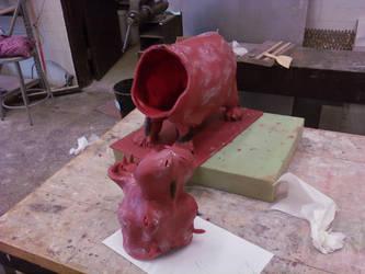 Hippo Process 16 by AlexCFriend