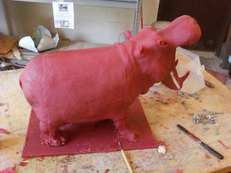 Hippo Process 15 by AlexCFriend